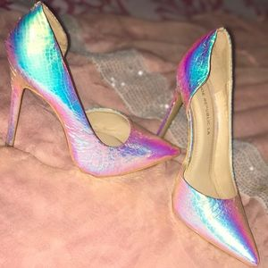 Heels from Shoe Republic LA